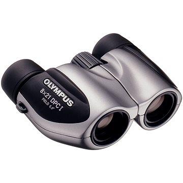 Olympus DPC-I 8x21 stříbrný - Dalekohled