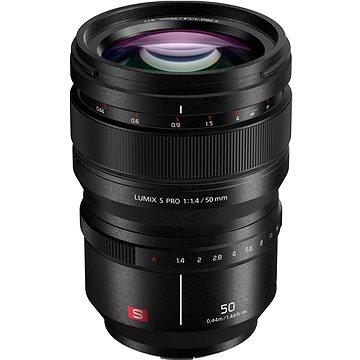 Panasonic Lumix S Pro 50mm f/1.4 - Objektiv