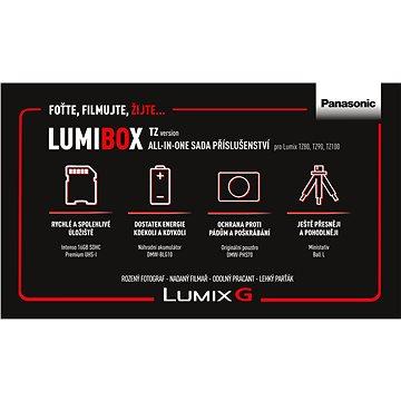 Panasonic LumiBox pro TZ80, TZ90, TZ100 - Set