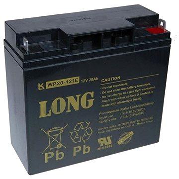 Long 12V 20Ah olověný akumulátor DeepCycle AGM F3 (WP20-12IE) - Trakční baterie