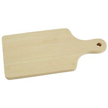 ORION Prkénko rukojeť dřevo 28x11,5 cm  - Krájecí deska