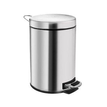 Koš odp. nerez/UH s pedálem 3 l  - Odpadkový koš