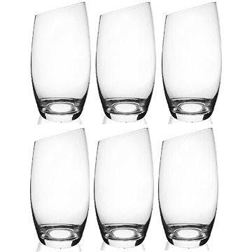 Sklenice EXCLUSIVE 0,49 l 6 ks  - Sada sklenic