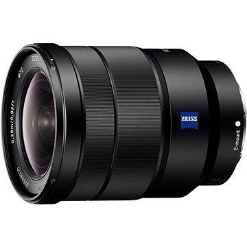Sony 16-35mm f/4.0 černý - Objektiv