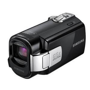 Samsung SMX-F40B černá - Digitální fotoaparát