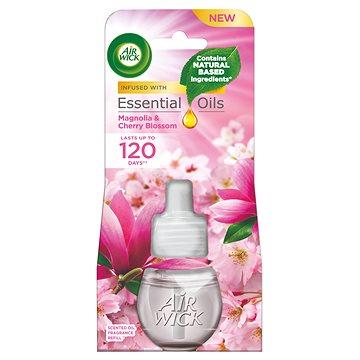 AIR WICK Electric náplň Magnólie a květy třešní 19 ml - Osvěžovač vzduchu
