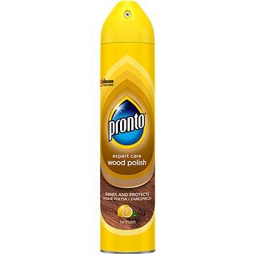 PRONTO Aerosol Lemon 250 ml - Čistič nábytku