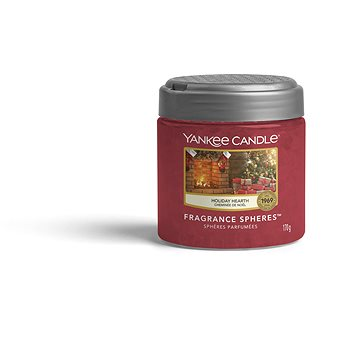 YANKEE CANDLE Holiday Hearth 170 g - Vonné perly