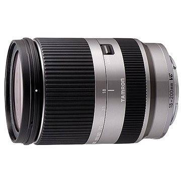 TAMRON AF 18-200mm f/3.5-6.3 Di III VC silver pro Sony - Objektiv