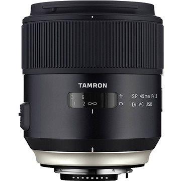 TAMRON SP 45mm f/1.8 Di VC USD  pro Nikon - Objektiv