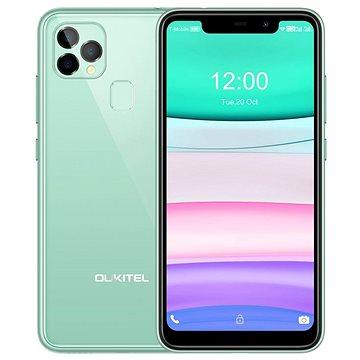Oukitel C22 mentolová - Mobilní telefon