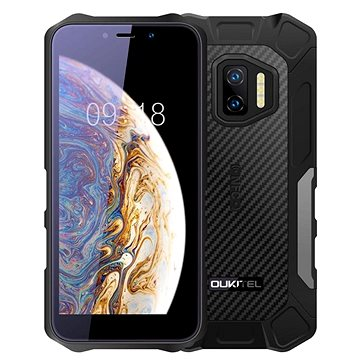 Oukitel WP12 černá - Mobilní telefon