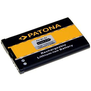 PATONA pro Nokia BL-5J 1500mAh 3,7V Li-Ion - Baterie pro mobilní telefon