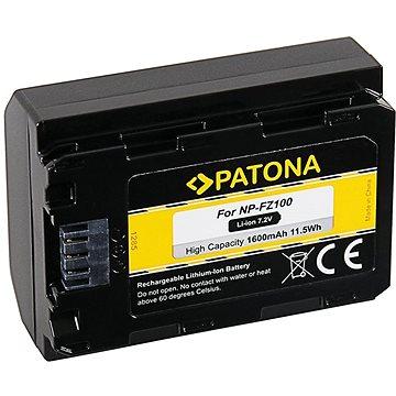 PATONA pro Sony NP-FZ100 1600mAh Li-Ion  - Baterie pro fotoaparát