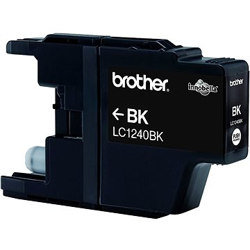 Brother LC-1240 BK černá - Cartridge