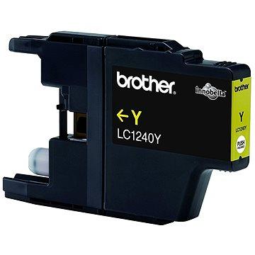 Brother LC-1240Y žlutá - Cartridge