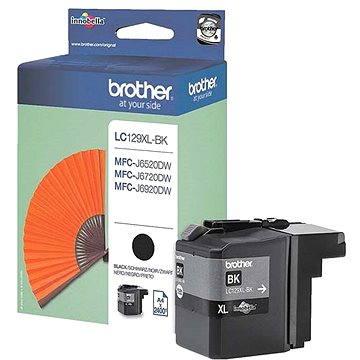 Brother LC-129XLBK černá - Cartridge