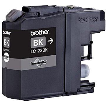 Brother LC-123BK černá - Cartridge
