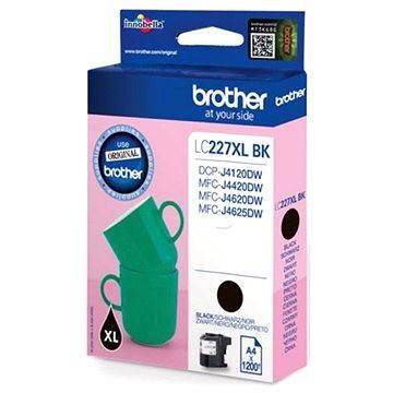 Brother LC-227XLBK černá - Cartridge