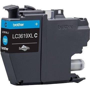 Brother LC-3619XLC azurová - Cartridge