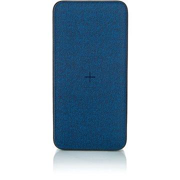 Eloop EW40 20000mAh Wireless + PD (18W+)  Blue - Powerbanka