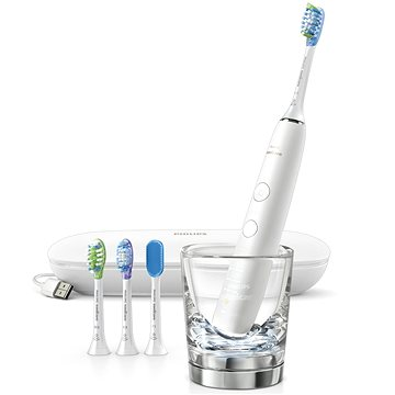 Philips Sonicare DiamondClean Smart White HX9924/07 - Elektrický zubní kartáček