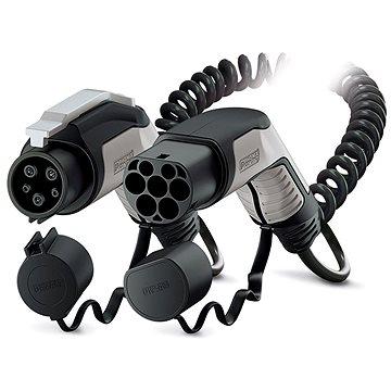 Phoenix Contact AC Typ 1, 20 A, 4 m, spirálovitý - Nabíjecí kabel pro elektromobily