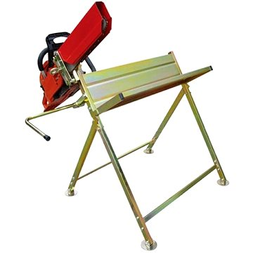 MAGG 120009 Koza na řezání dřeva s držákem na řetězovou pilu - Podpěra