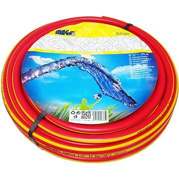 """MAGG Zahradní hadice červená - žlutý pruh 1/2"""" - 25m - Zahradní hadice"""