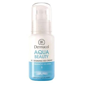 DERMACOL Aqua Beauty Moisturizing Gel-Cream 50 ml - Pleťový krém