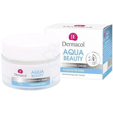 DERMACOL Aqua Beauty Moisturizing Cream 50 ml - Pleťový krém