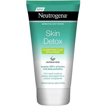 NEUTROGENA Skin Detox Clarifying Clay Wash Mask 150 ml - Pleťová maska