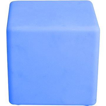 Colour changing LED cube stool 40cm  - Taburet