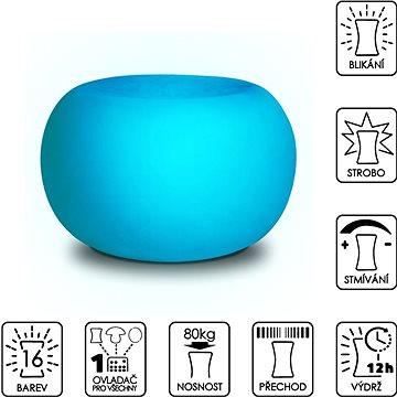 Colour changing Table  - Taburet