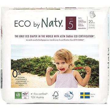 NATY Junior vel. 5 (20 ks) - Eko plenkové kalhotky
