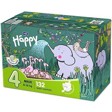 BELLA Baby Happy Maxi Box vel. 4 (132 ks) - Dětské pleny