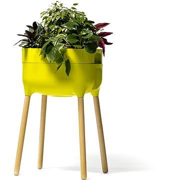 Plastia urbalive vysoká pěstební nádoba, sv. zelená - Květináč