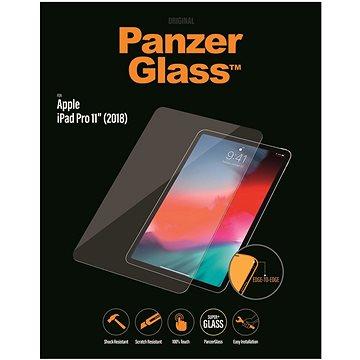 "PanzerGlass Edge-to-Edge Antibacterial pro Apple iPad Pro 11"" (2018/20/21) / iPad Air 10.9"" (2020) - Ochranné sklo"