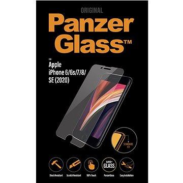 PanzerGlass Standard pro Apple iPhone 6/6s/7/8/SE 2020 čiré - Ochranné sklo