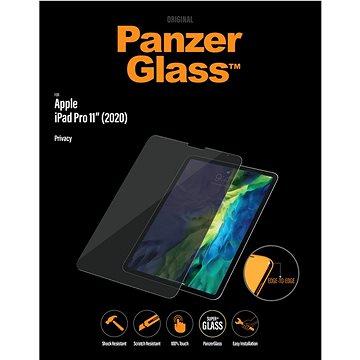 "PanzerGlass Edge-to-Edge Privacy Antibacterial pro Apple iPad Pro 11"" (2020/21) / iPad Air 10.9"" (20 - Ochranné sklo"