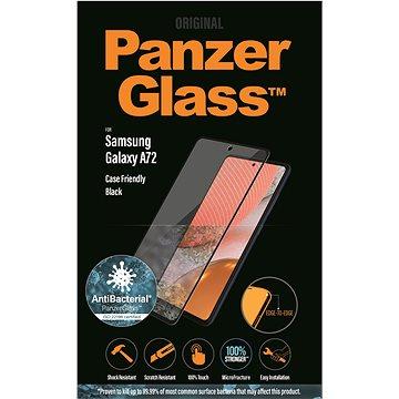 PanzerGlass Edge-to-Edge Antibacterial pro Samsung Galaxy A72 - Ochranné sklo