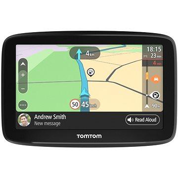 "TomTom GO Basic 5"" Europe LIFETIME mapy - GPS navigace"