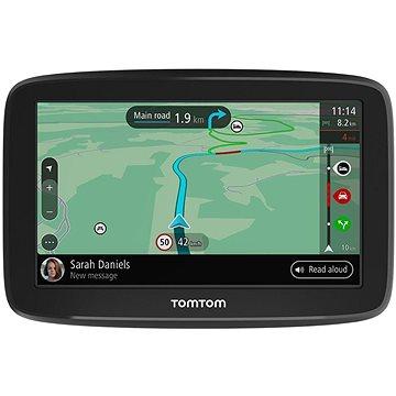 "TomTom GO CLASSIC 6"" - GPS navigace"