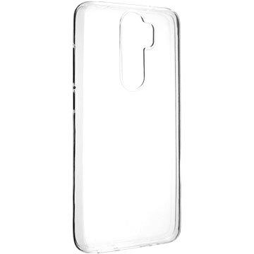 FIXED Skin pro Xiaomi Redmi Note 8 Pro 0.6 mm čiré - Kryt na mobil