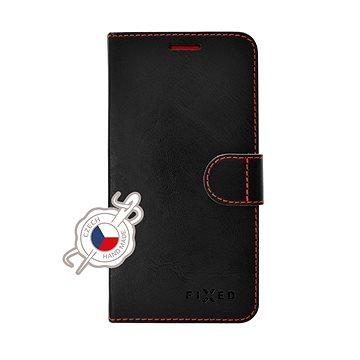 FIXED FIT pro Samsung Galaxy A51 černé - Pouzdro na mobil