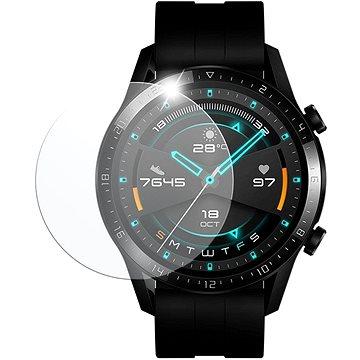 FIXED pro smartwatch Huawei Watch GT 2 (46 mm) 2 ks v balení čiré - Ochranné sklo