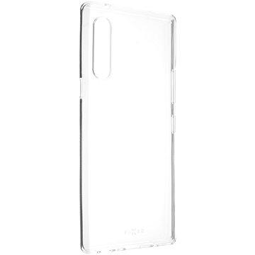 FIXED pro LG Velvet čiré - Kryt na mobil