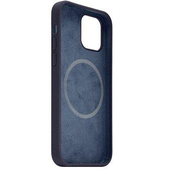 FIXED MagFlow s podporou MagSafe pro Apple iPhone 12/12 Pro modrý - Kryt na mobil