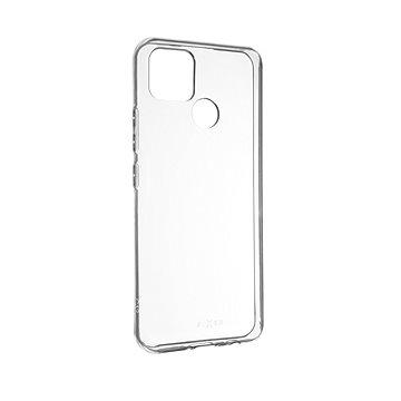 FIXED pro Realme 7i/C12 čirý - Kryt na mobil