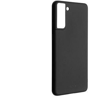 FIXED Story pro Samsung Galaxy S21+ černý - Kryt na mobil